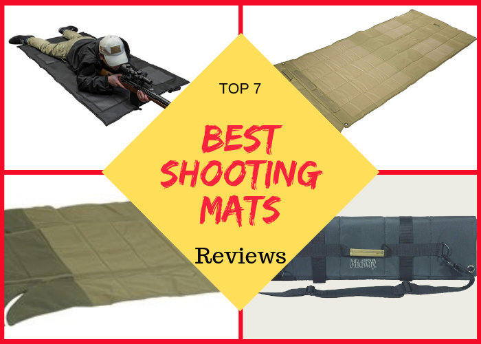 best shooting mat