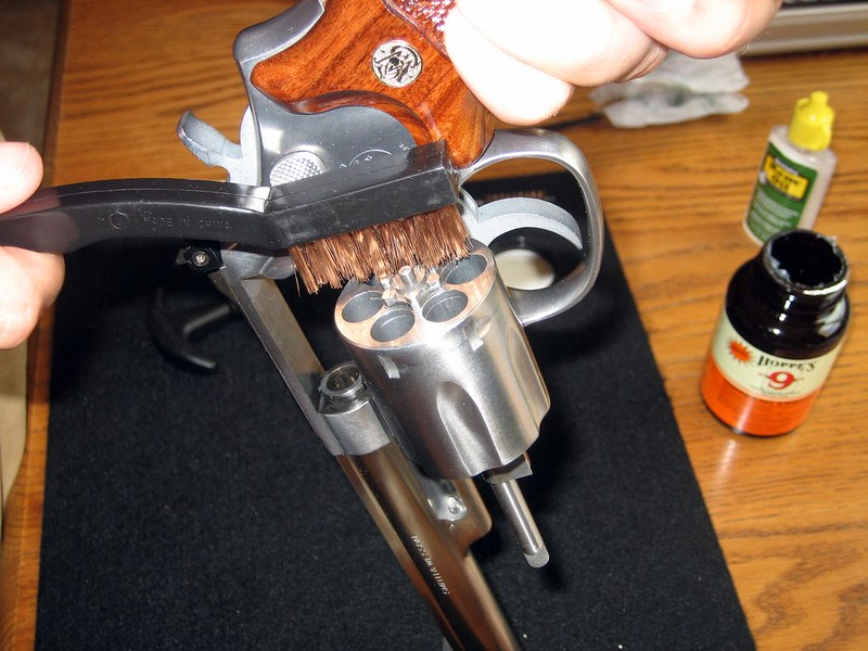 Gun Cleaning and Maintenance